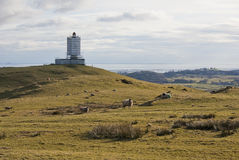 Sir John Barrow monument restoration Stock Image