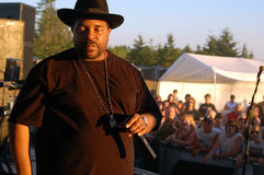 Sir Mix-a-Lot Royalty Free Stock Image