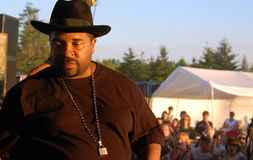 Sir Mix-a-Lot Stock Image