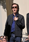Sir Paul McCartney Fotografia Stock Libera da Diritti