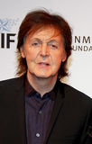 Sir Paul McCartney Fotografia Stock