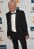 Sir Richard Branson Stock Images