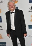 Sir Richard Branson Stock Images
