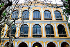Sir Robert Ho Tung Library Fotografia Stock Libera da Diritti