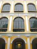 Sir Robert Ho Tung Library dans Macao Photographie stock libre de droits