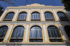 Sir Robert Ho Tung Library. Macau, DEC 31: Sir Robert Ho Tung Library on DEC 31, 2016 at Macau, China Royalty Free Stock Photos