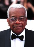 Sir Trevor McDonald Stockfotografie