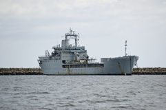 Sir Tristram training ship, Portland Royalty Free Stock Photo