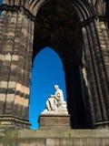 Sir Walter Scott Monument Royalty Free Stock Image