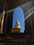 Sir Walter Scott Monument Stock Photos