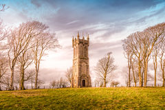Sir William Wallace Tower,  Also Known as the Barnweil Tower South Ayrshire, Stock Image