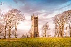 Sir William Wallace Tower, inoltre conosciuto come l'ayrshire del sud della torre di Barnweil, Immagine Stock