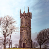 Sir William Wallace Tower södra Ayrshire, Fotografering för Bildbyråer