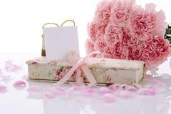 Sira de mãe dia ao ` s do dia, do Valentim do ` s, presentes e cartões Foto de Stock