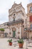 """Siracusa, Италия - 25-ое июля 2011 - """"Duomo аркады """" стоковые изображения rf"""