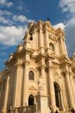 Siracusa, της Σικελίας, Ιταλία Duomo Di Siracusa/The καθεδρικός ναός Syr Στοκ φωτογραφίες με δικαίωμα ελεύθερης χρήσης