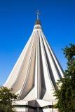 Siracusa church. Royalty Free Stock Photo