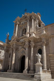 Siracusa-The Dome Royalty Free Stock Photography