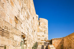 Siracusa fortress Stock Image