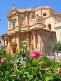 Siracusa noto Сицилии Стоковая Фотография