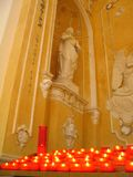 Siracusa noto Сицилии Стоковые Фотографии RF