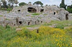 Siracusa, Sicilia, Italia fotografia stock libera da diritti