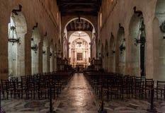 Siracusa Sicilien, Italien Royaltyfria Bilder