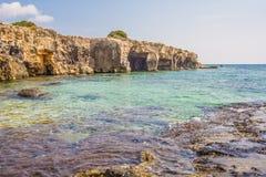 Siracusa, Sicily Royalty Free Stock Photos