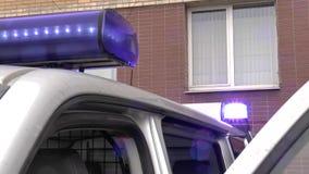 Siren ambulances,car stock footage