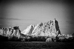 Siren Rocks in Foca, Turkey Royalty Free Stock Images