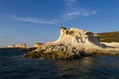 Siren Rocks Stock Images