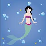 Sirena Fotografie Stock