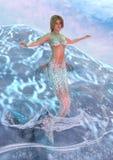 Sirena Fotografía de archivo libre de regalías