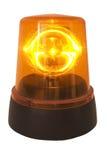 Sirena anaranjada Imagen de archivo libre de regalías