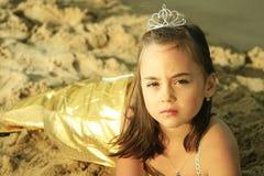 Sirena de la muchacha fotografía de archivo