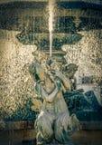 Sirena di Lisbona Fotografie Stock Libere da Diritti