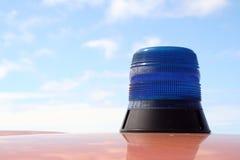 Sirene blu Immagine Stock Libera da Diritti