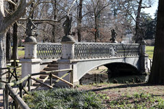 Sirenette del delle del ponte de Milano, Milano Fotos de archivo libres de regalías