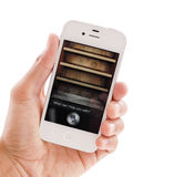 Siri sur IPhone 4s