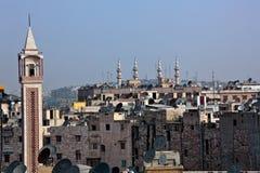 Siria - Aleppo imagenes de archivo