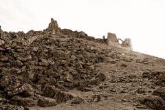 Siria - Halabia, ciudad de Zenobia imagen de archivo