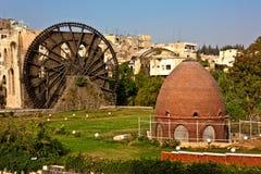 Siria - Hama imágenes de archivo libres de regalías