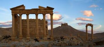 Siria Palmyra Imagen de archivo libre de regalías