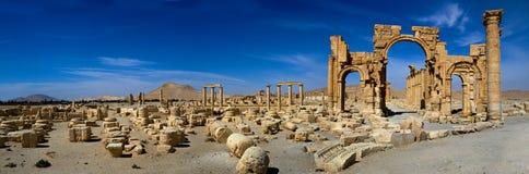 Siria Palmyra Fotos de archivo