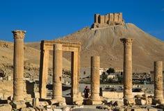 Siria Palmyra imágenes de archivo libres de regalías