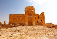 Siria - Palmyra (Tadmor) Imagen de archivo libre de regalías