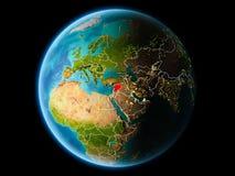 Siria por la tarde Imagen de archivo