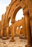 Siria - Rasafa Fotos de archivo libres de regalías
