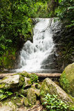 Siribhum waterfall in Doi Inthanon , Chomthong chaingmai Thaland Stock Photography