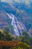 Siribhume vattenfall, Thailand Royaltyfri Bild